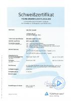 EN1090-2-Schweißen-von-Stahltragwerken