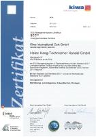 SSC-Zertifikat